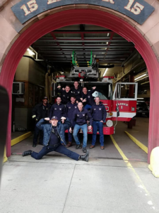 Fire Station Archway
